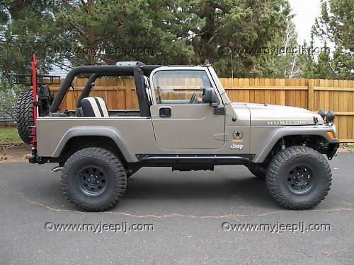 Tire Size Converter >> The Jeep Wrangler | Jeep LJ Lift Pics
